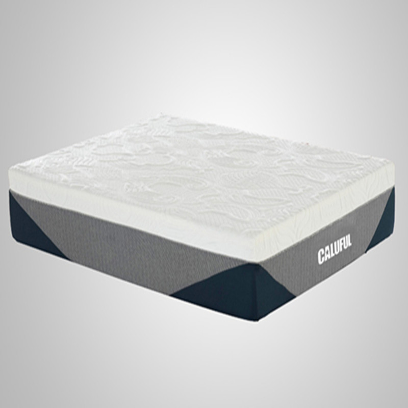 Gel 10.5-Inch King Size Gel Memory Foam Mattress