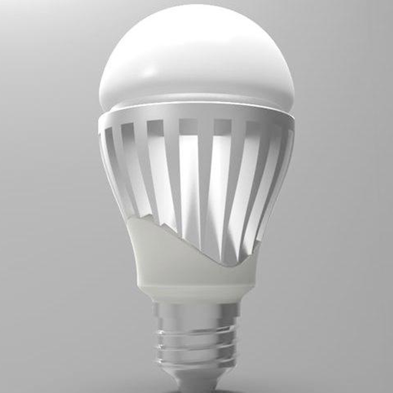 Newest Style Led Bulbs (hs-lb-b60-5x1p)