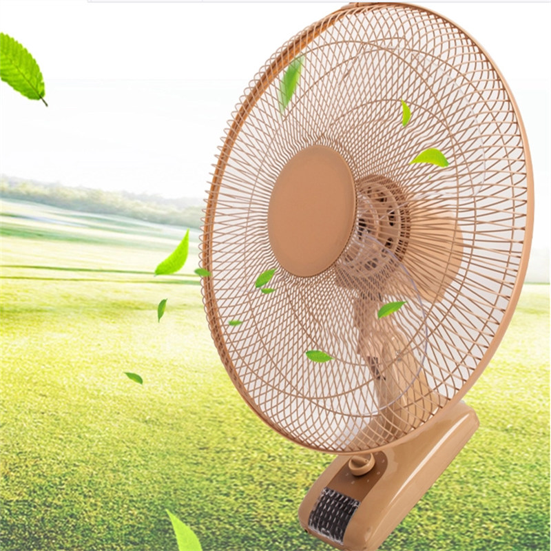 High Effciency OEM Wall Fan 16/18 inch Powerful Airflow PP Blades Celling Fan
