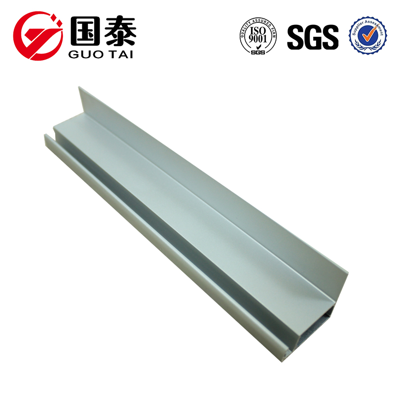 High quality anodized aluminum alloy profiles
