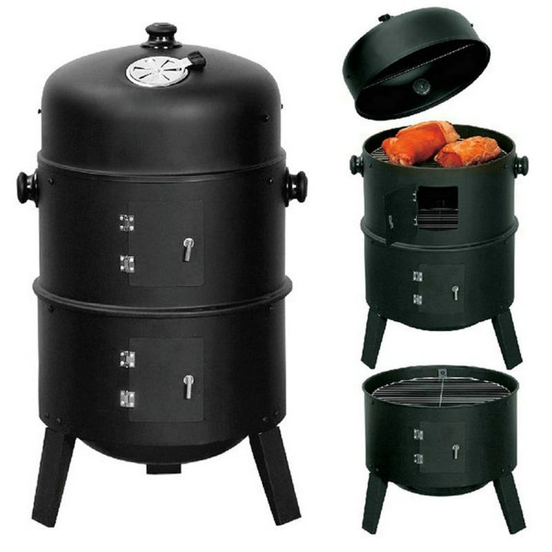 2019 Newest Design Commercial BBQ Smoker Grills