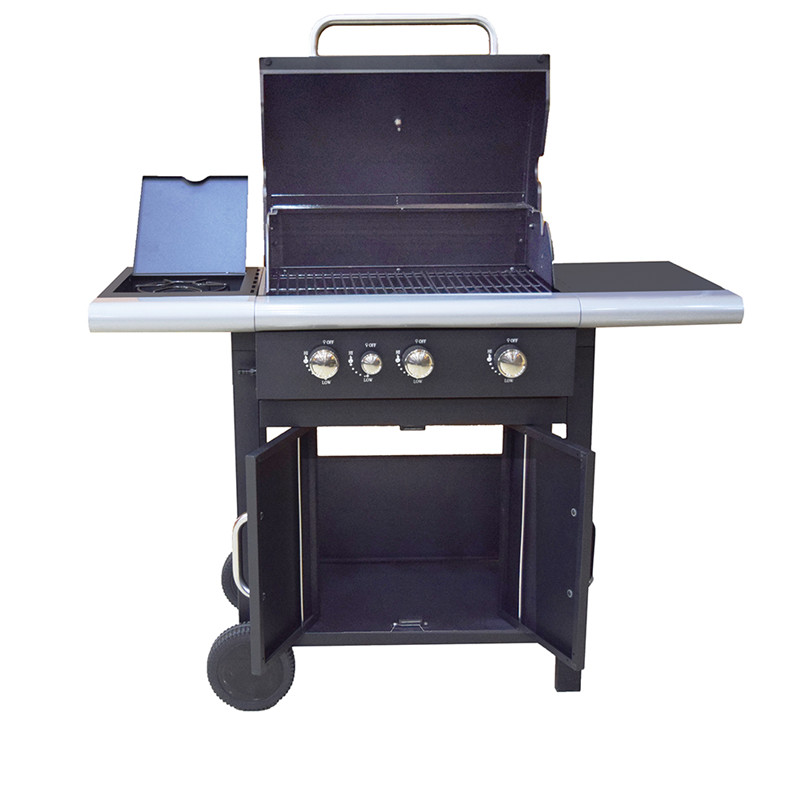 high quality European outdoor gas bbq grill
