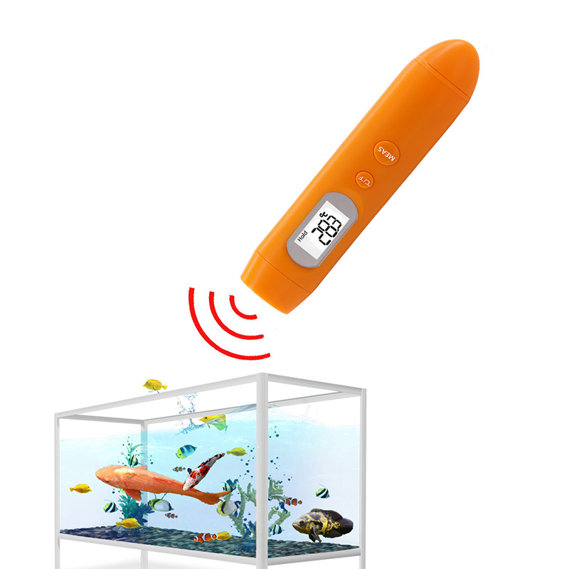China New Innovative Product LCD Screen Non-contact 1 Second Quick Response Measurement Forehead Infrared Digital Thermometer