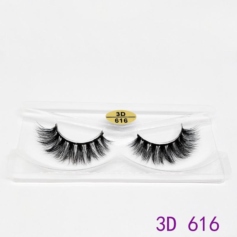 3D Velvet Mink False Eyelashes