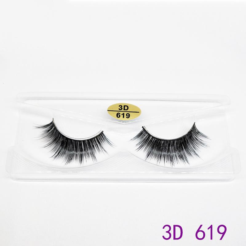 3D Stereo Velvet Mink Eyelashes
