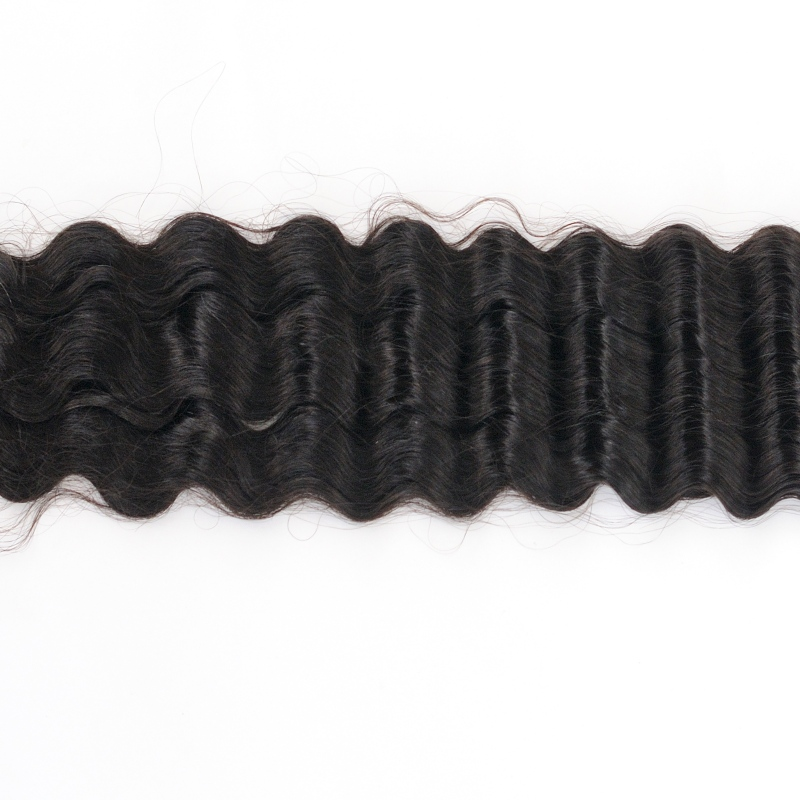 Hair Weft--Crown01