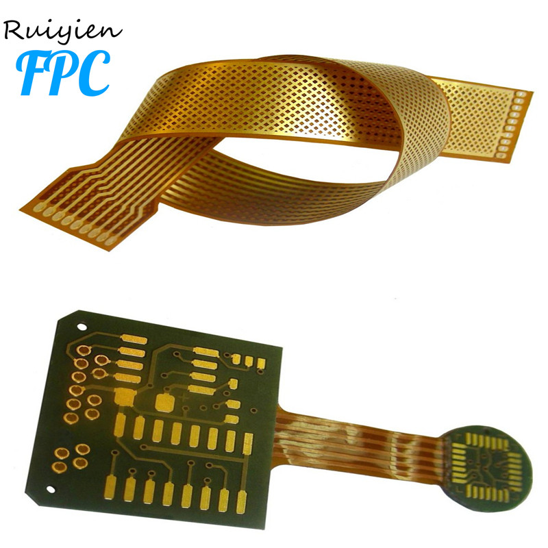 RUI YI EN   Popular Fr-4 Flexible Asic Mine ru 94v0 PCB Printed Circuit Board
