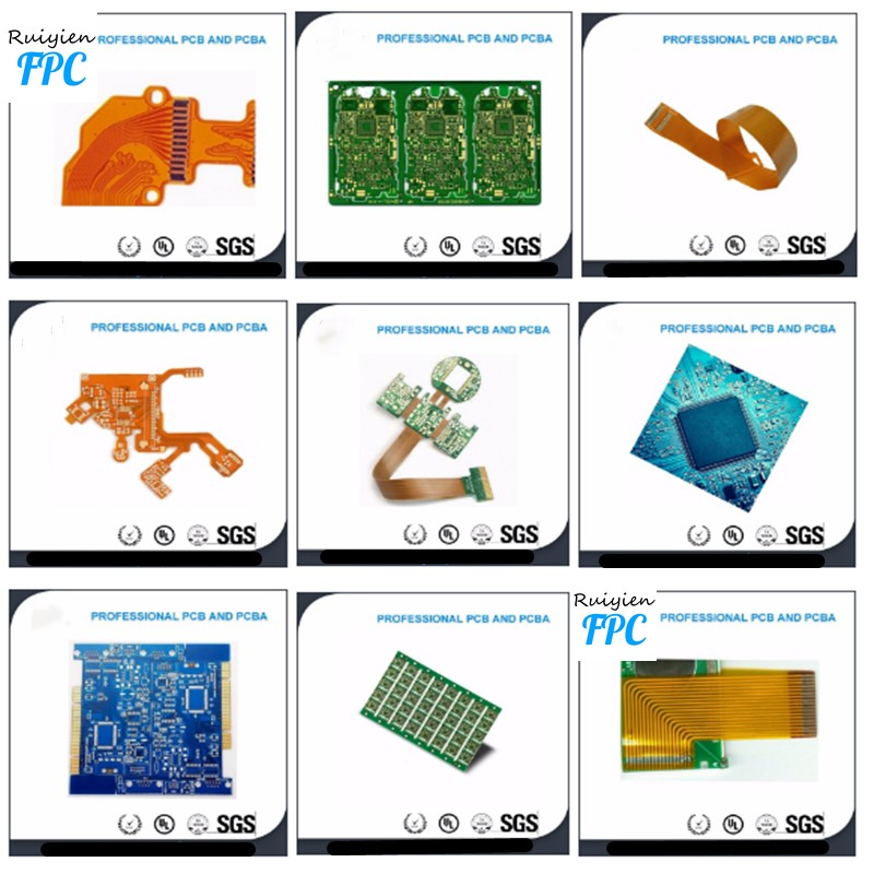 Car Display Computer Display  and in Medical DeviceFlexible Printed Circuit Board