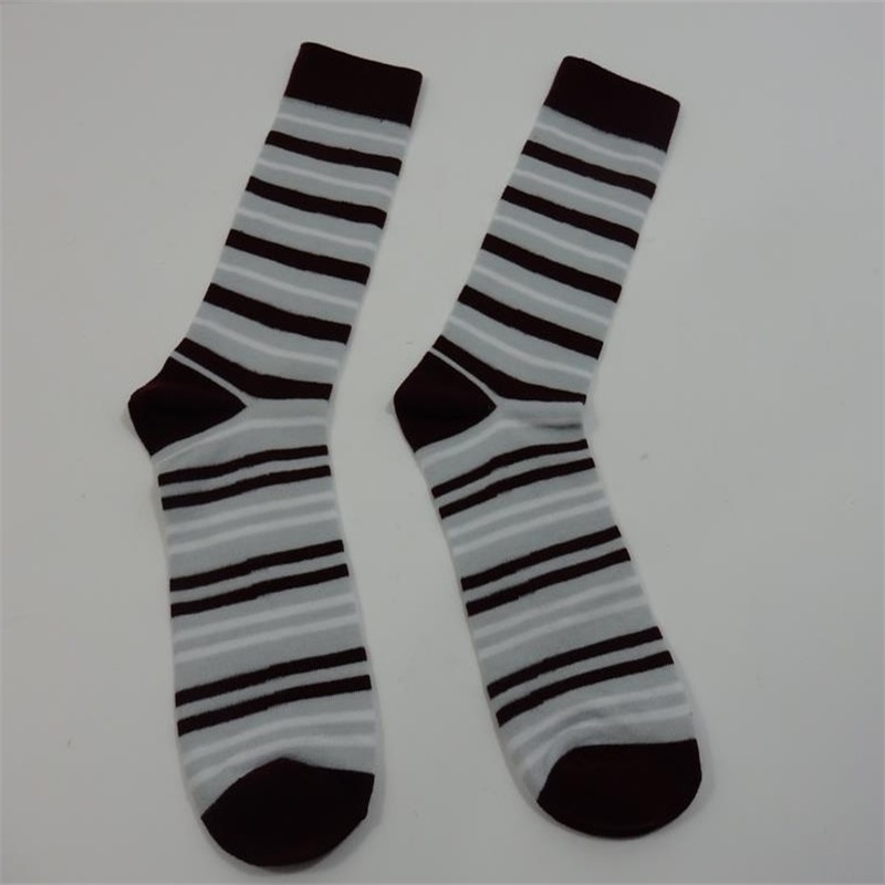 Superior Stripes Dress Socks for men