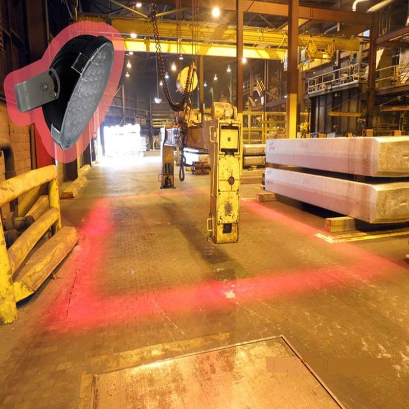 Innovative Warning Lights For Mobile Equipment And Overhead Cranes