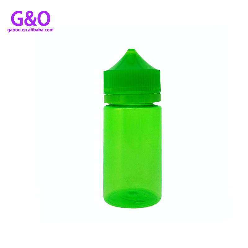 e vape bottle 60ml vape bottle 100ml 120ml green color new chubby gorilla unicorn plastic eliquid dropper bottles e juice bottles