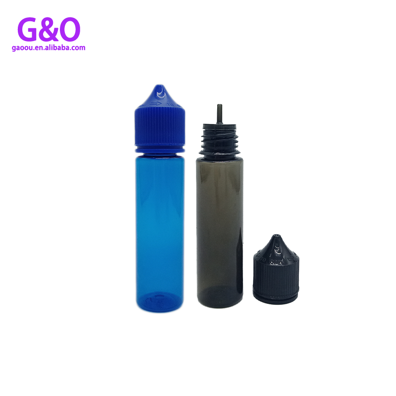 v3 ejuice pet bottle ejuice plastic bottle 30ml 60ml new eliquid chubby gorilla unicorn dropper bottles black blue eliquid bottles