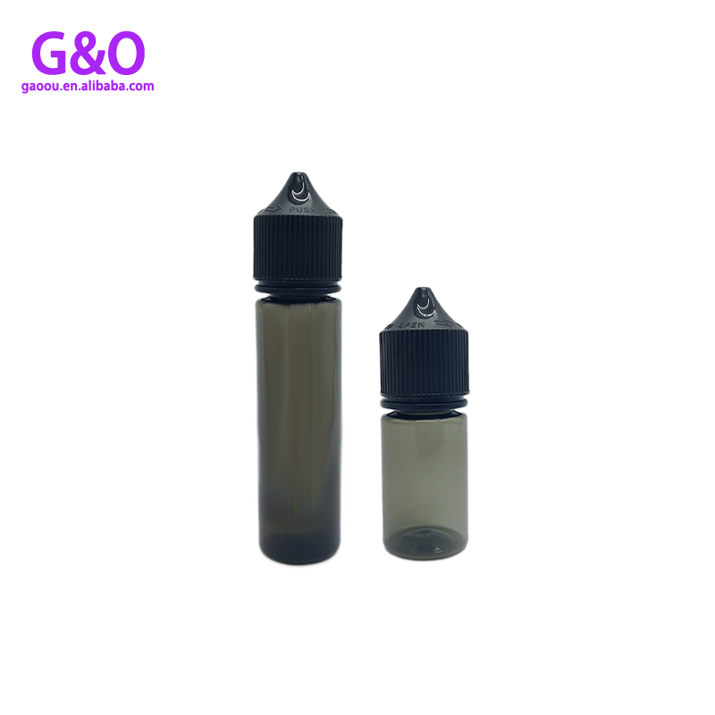 30ml ejuice bottle ejuice bottle 50ml new eliquid chubby gorilla unicorn plastic dropper bottles v3 new black eliquid bottles