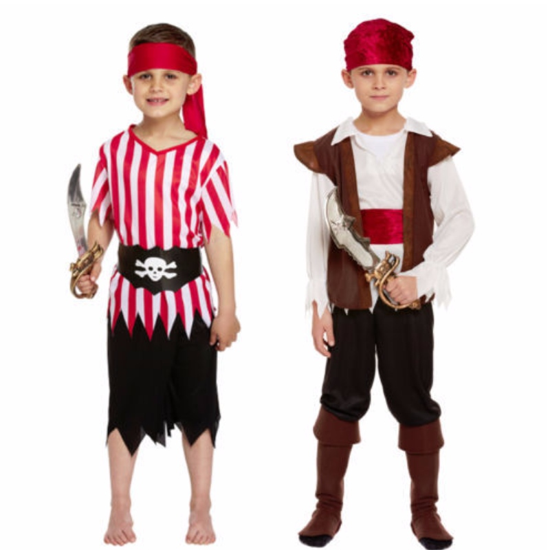 Wholesale Kids Pirate Costume