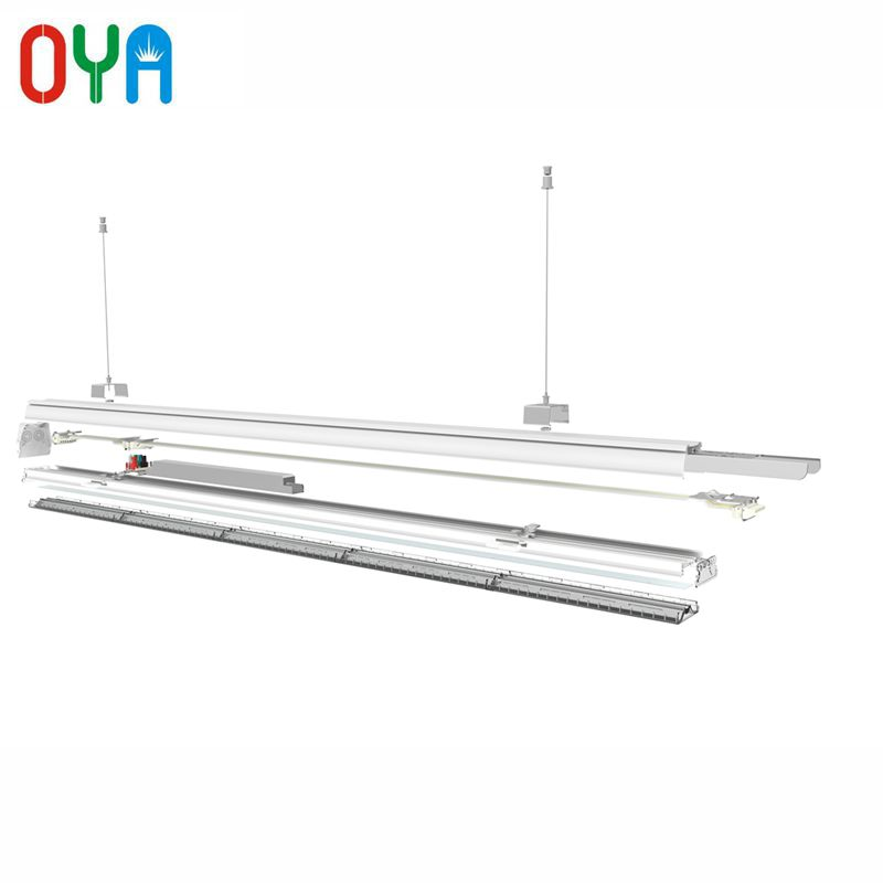 600mm 1500mm microwave sensor dimmable LED Linear trunk Lights with connectors