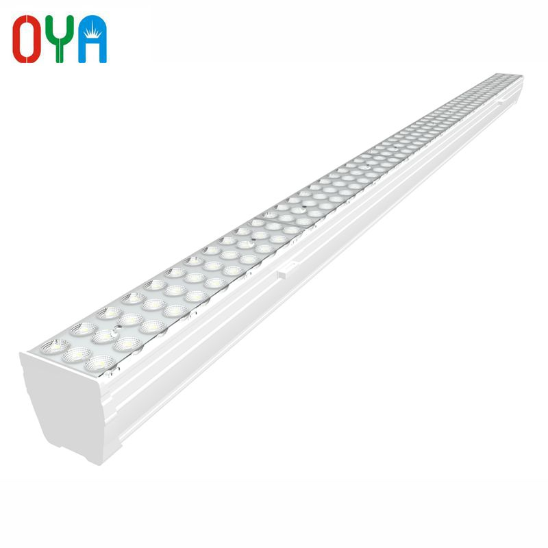 55W 1500MM LED Linear Trunking Light System with P40° beam angle