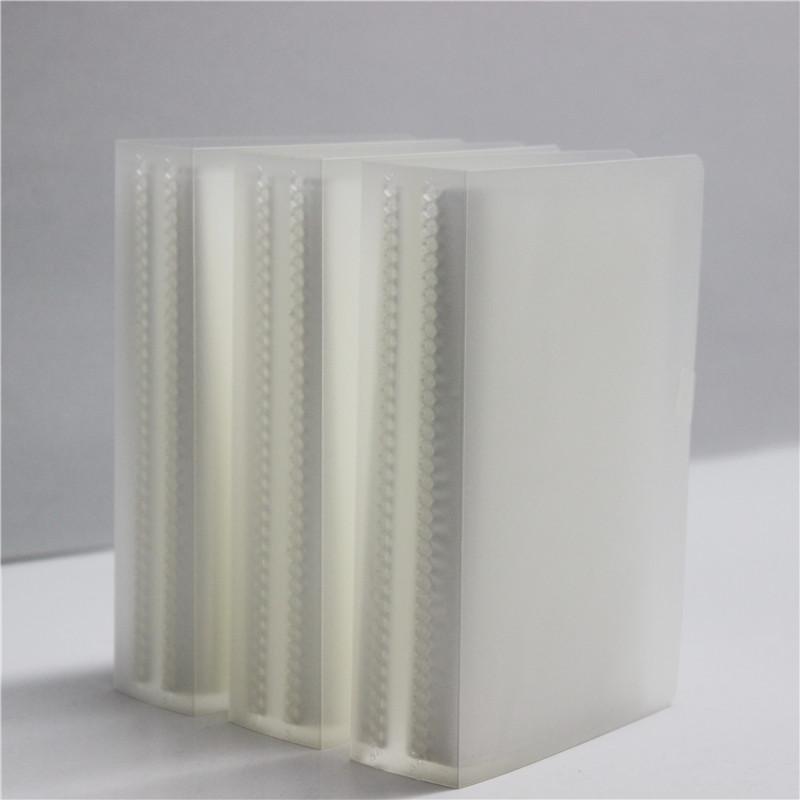 Transparent plastic Album for various size