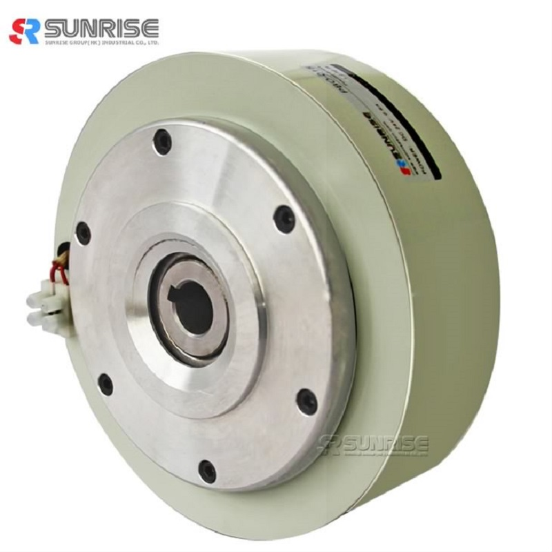China Offer High Quality Magnetic Powder Brake For Air Shaft PBO series