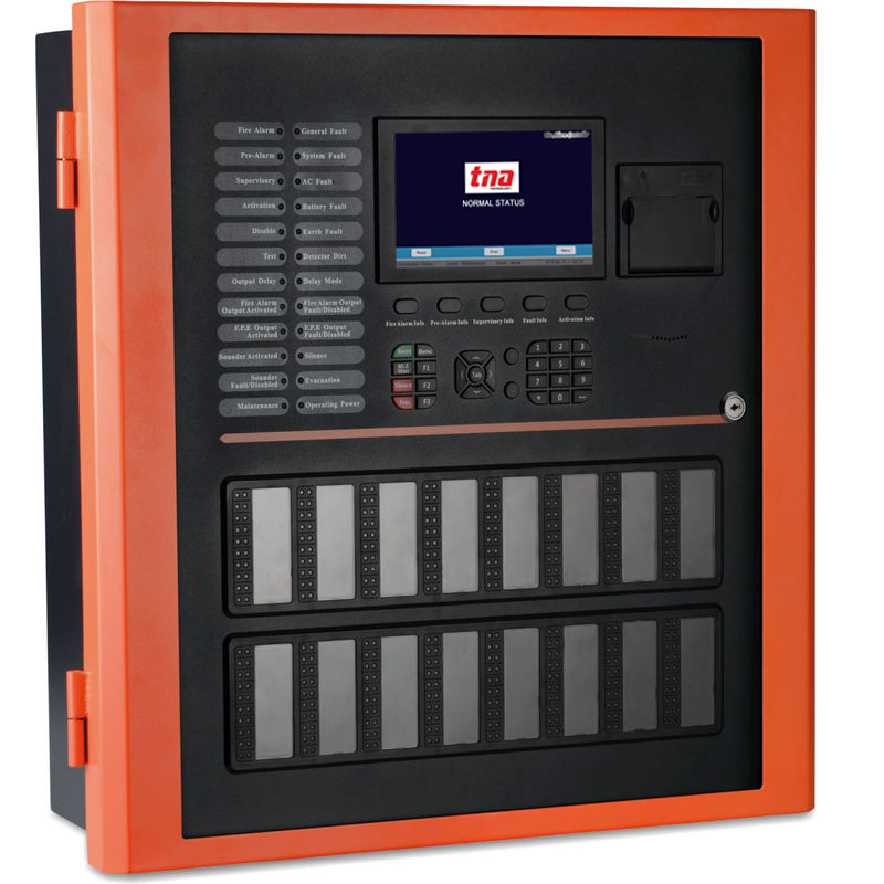 TX7004 Intelligent Addressable Fire Alarm Control Panel