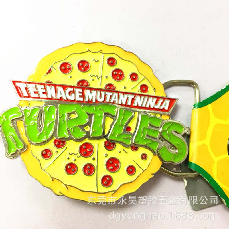 P056 turtle belt buckle