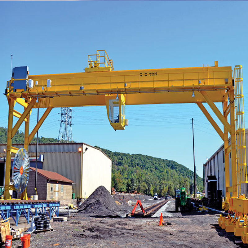 European standard gantry crane