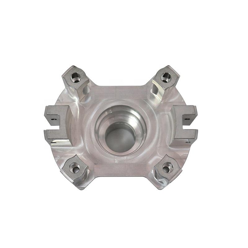 China factory Precision CNC Machined Auto Spare Parts