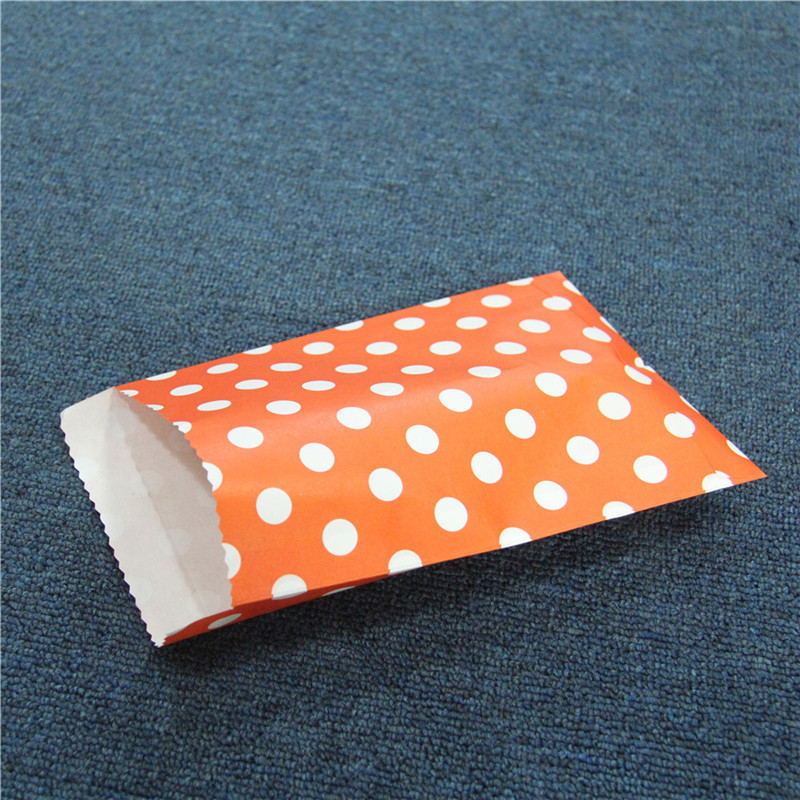 Small paper bags packaging Party Gift Candy packing bags