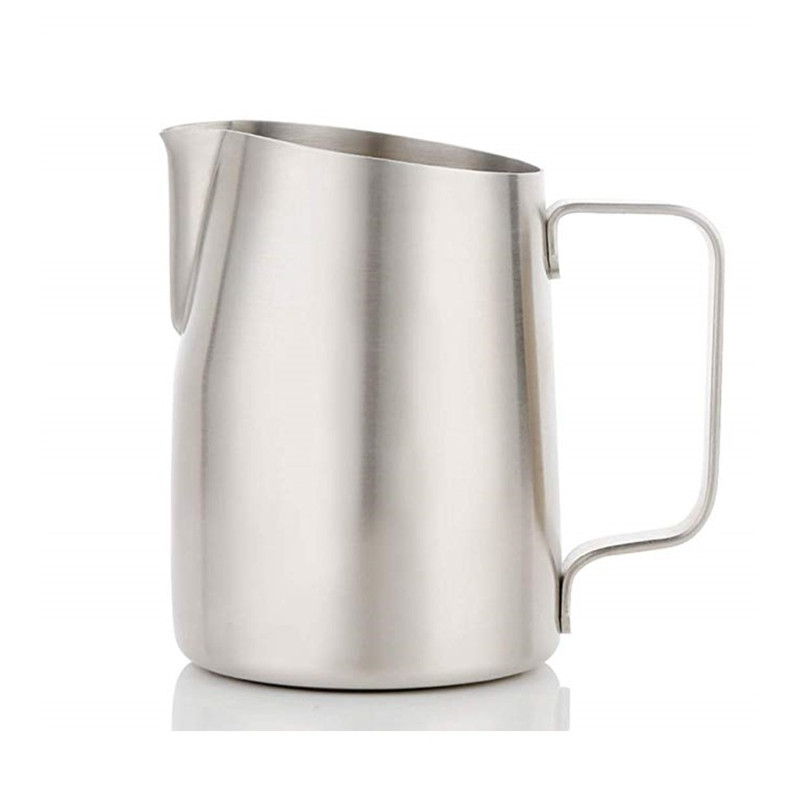 400ml & 600ml Stainless Steel Star Espresso Frothing Jug