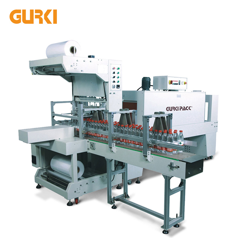 Automatic Sleeve Sealing and Shrinking Machine GPL-6030AH+GPS-6040