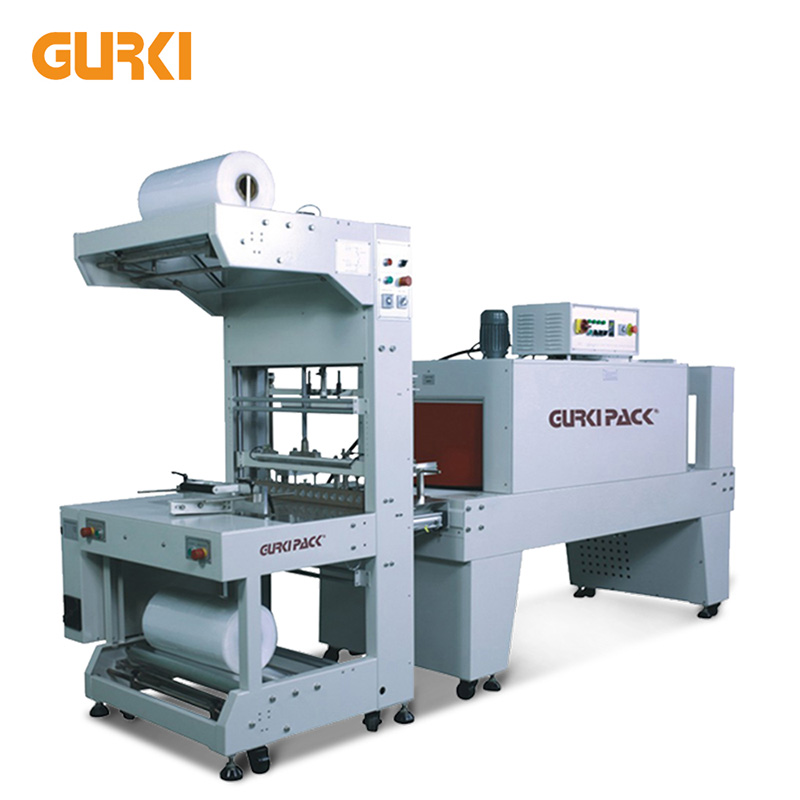 Automatic Frontal Feeding Sleeve Sealing and Shrinking Machine GPL-6030Z+GPS-6040