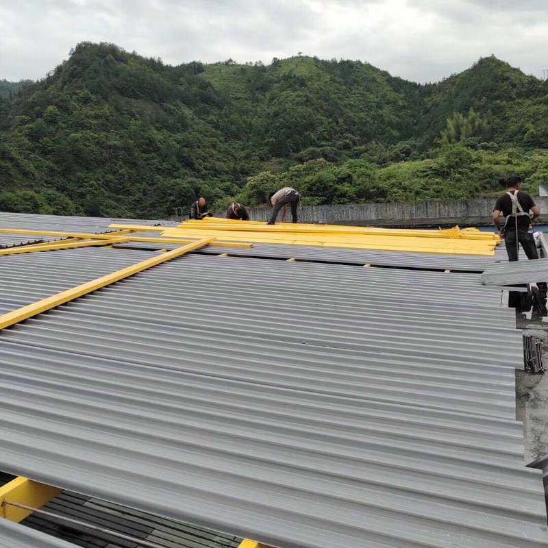 New Design Long Lifespan Waterproof Plastic Roof Asa Pvc Roof Sheet High Wave Products Made In China China Products Manufacturers Suppliers Exporters Importers On Www Us764 Com