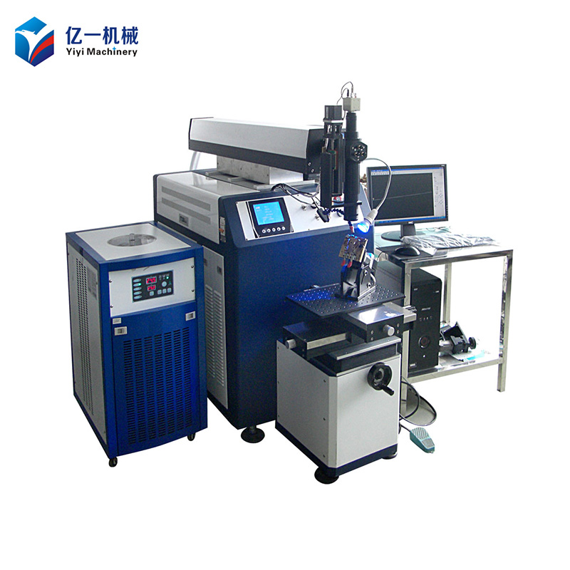 Yiyi Wholesale YAG Automatic Laser Welding Machine with Four Axes