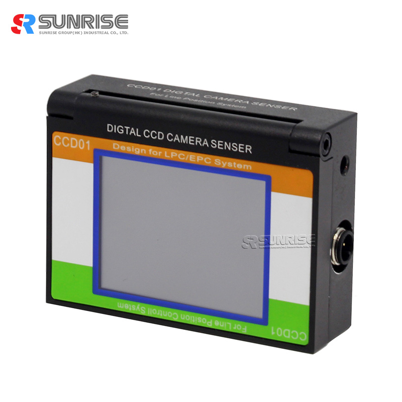 SUNRISE Printing Machine Deviation Web Guiding Control System CCD color sensor