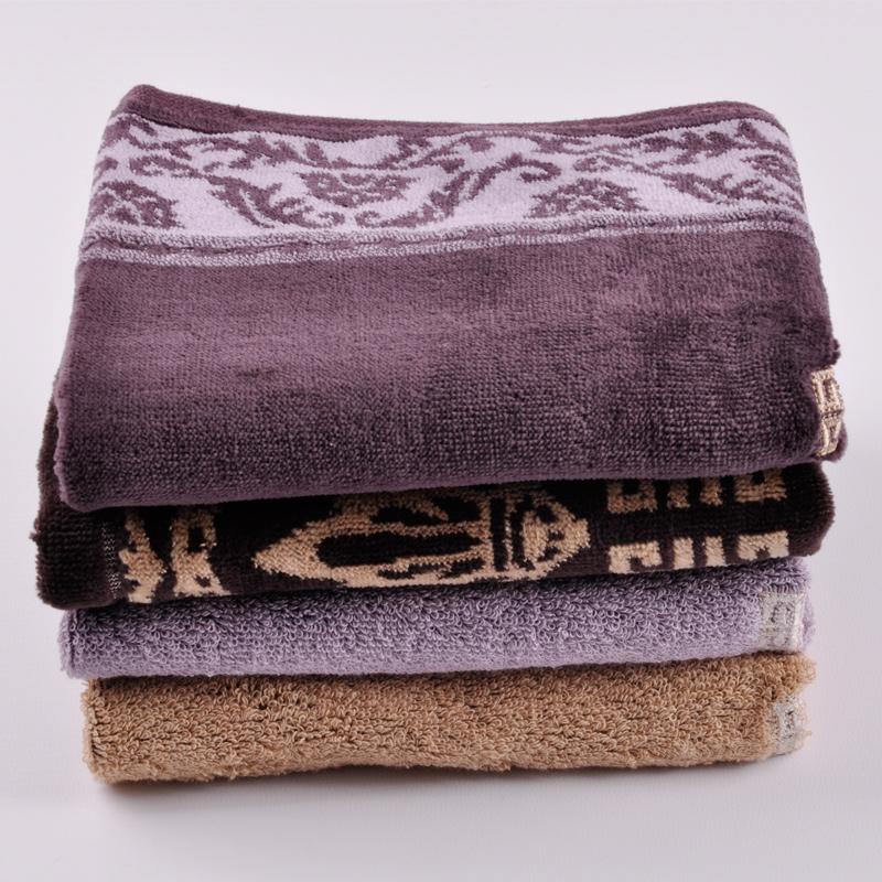 Jacquard Velour Classic Desgin Hand Towel