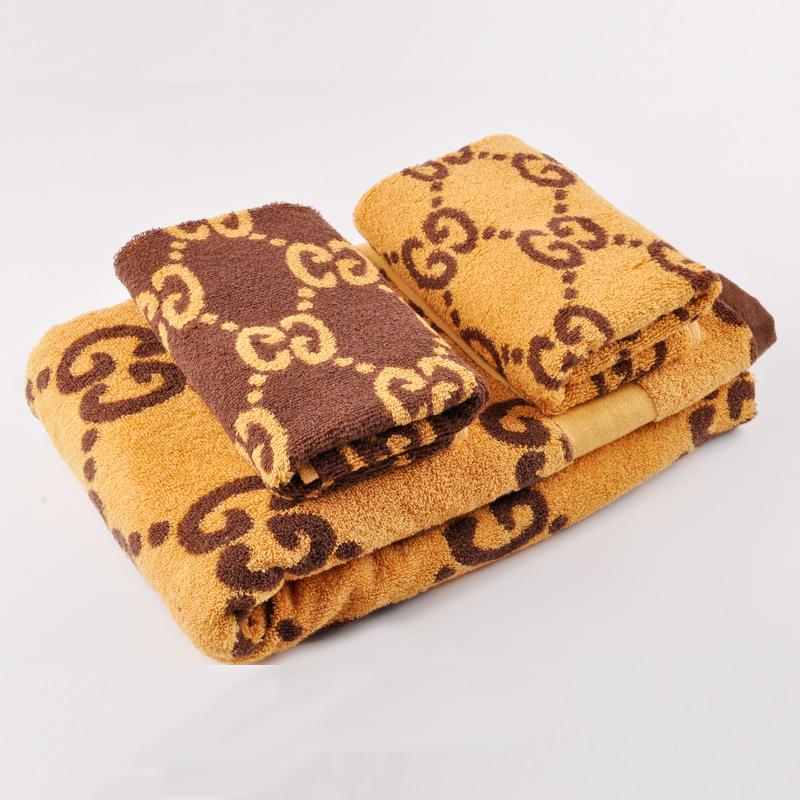 Jacquard Classic Desgin Towel Set