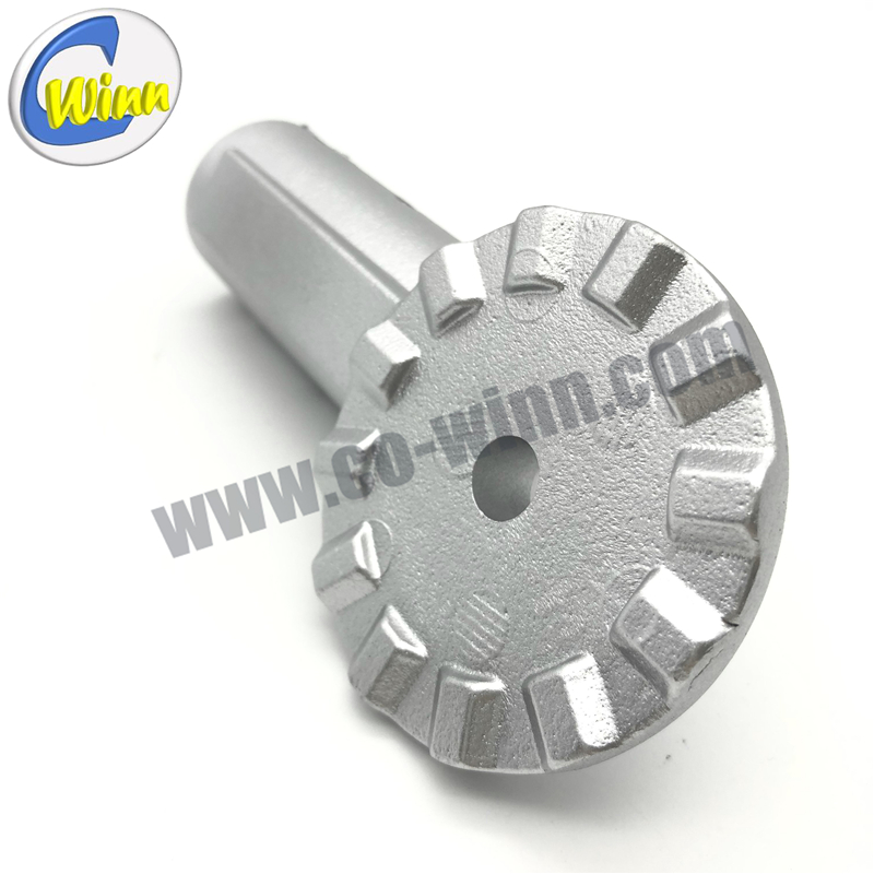 Customized Casting&CNC Machining Aluminum Mechanical Parts