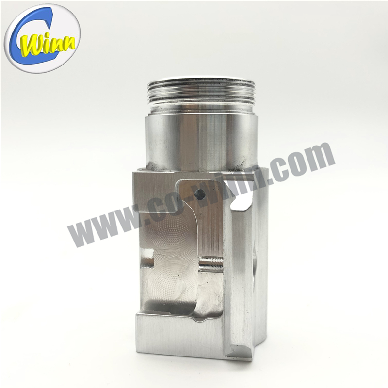 Customized Casting&CNC Machining Aluminum Mechanical Components
