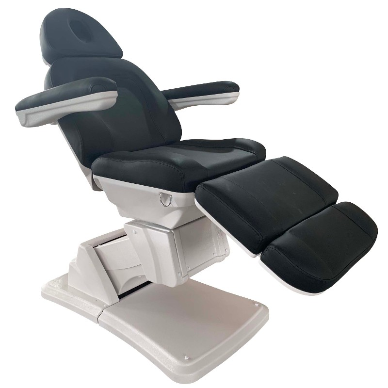YH-81034A Four motors rotation beauty bed treatment chair beauty salon furniture