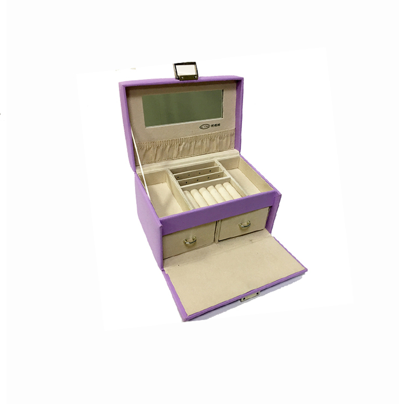Customized Jewelry Storage Gift Box Promotion Gift Jewelry Organizer