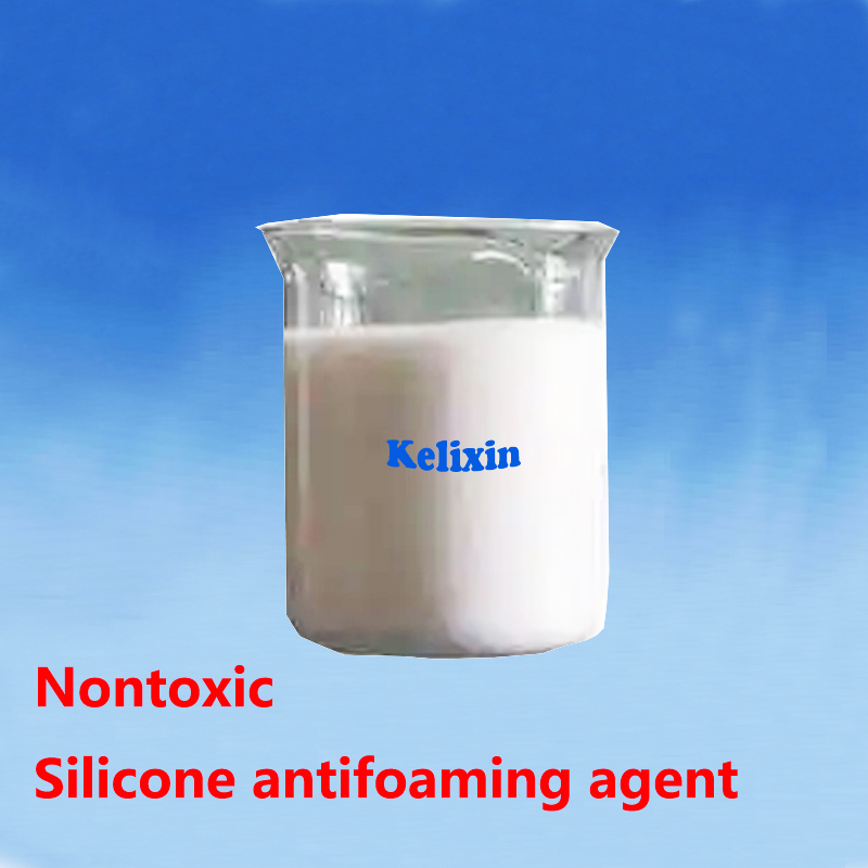 Silicone Defoamer for Textile Mill in Textile Printing and Dyeing