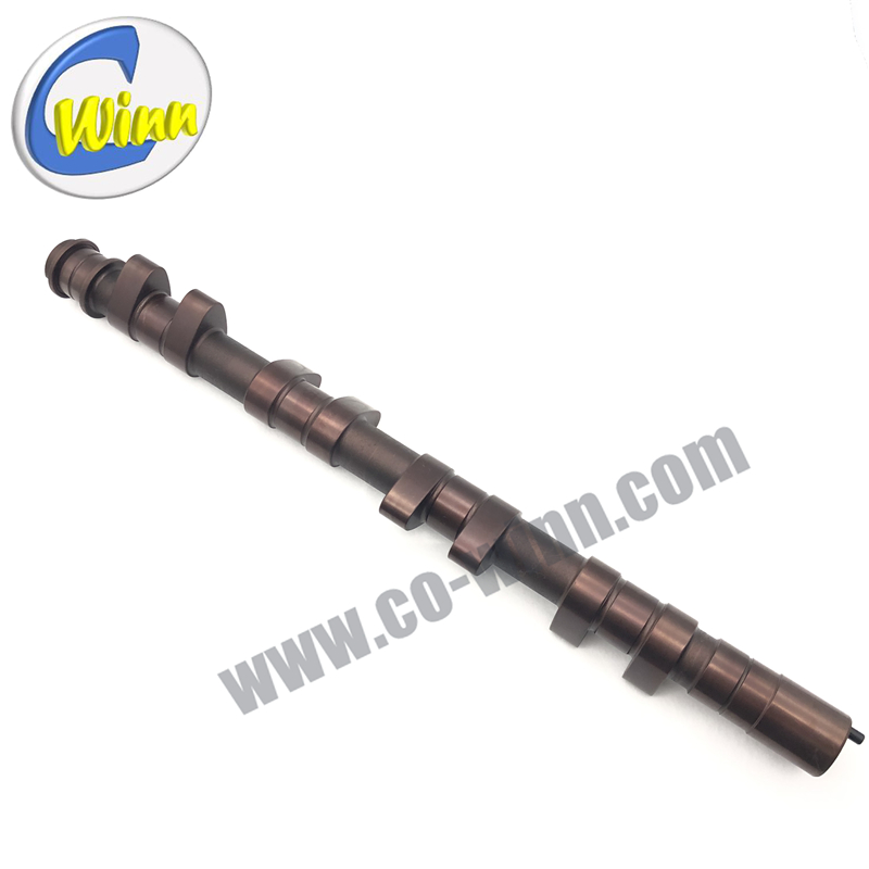 Customized Cast Iron Camshafts for Rally Car Racing Auto Engine Parts Red-Brown