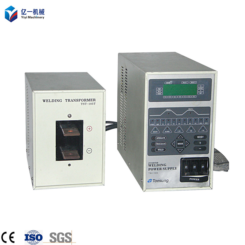 Yiyi Manufacturer Electronic Inverter Spot Welding Soldering Machine Welder