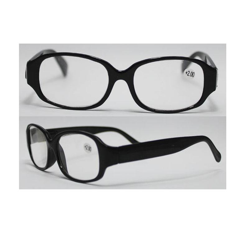 Plastic reading glasses, PC frame for men and women