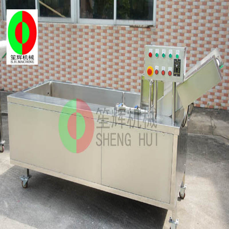 A New Way of Eddy Current Vegetable Washing Machine