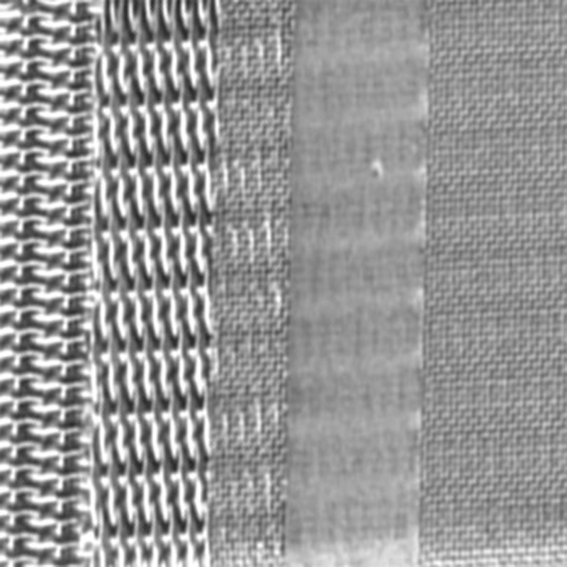 Standrad 5-Layer Stainless Steel Sintered Wire Mesh