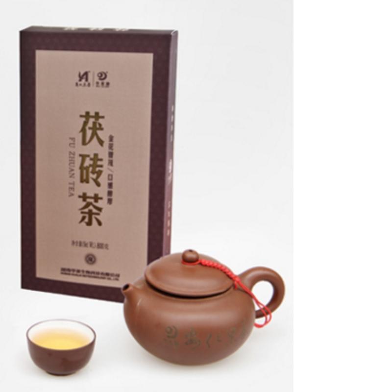 fuzhuan tea hunan anhua black tea health care tea
