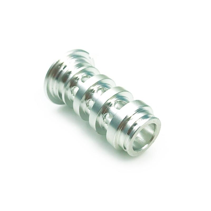 Anodized Aluminium Energy Industry Kachi CNC Manufacturing
