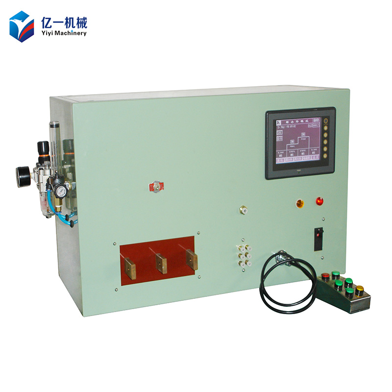 Single Head PLC Butt Spot Welder for Titanium Eyeglasses Frame