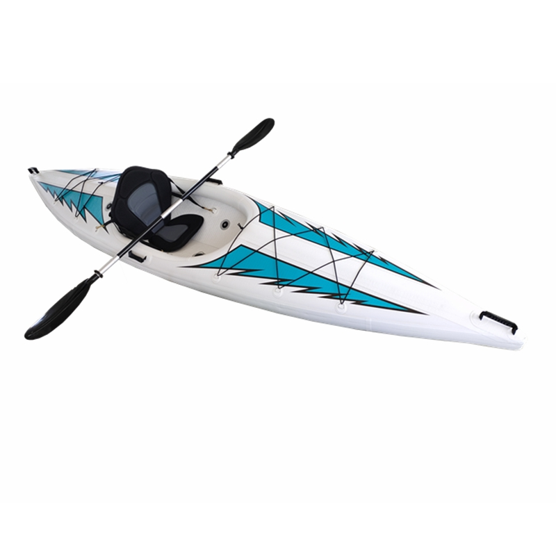 Single seat inflatable kayaks made in China