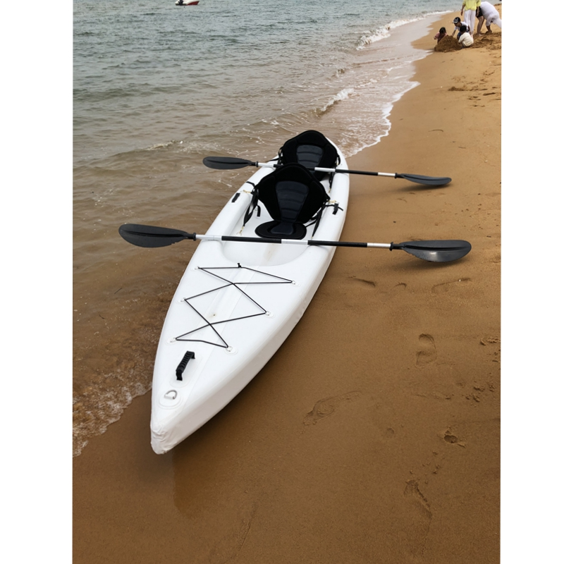 Customized double seat inflatable kayaks makde in China